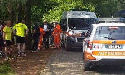 Legnano, si è risvegliato il podista di S.Giorgio colpito da arresto cardiaco al Parco