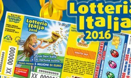 Lotteria Italia, la dea bendata bacia Nerviano, Magenta, Settimo e Lainate