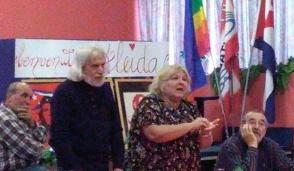 Magenta, Aleida Guevara alla Cooperativa Rinascita per raccontare i rapporti Cuba-Usa