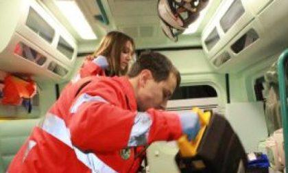 Malori dopo il pranzo di Natale, l'ambulanza esce 1700 volte