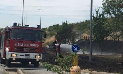 Marcallo, altri due incendi vicino alla Tav