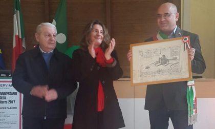 Milanese trova in cantina un quadro di Caccia Dominioni e lo dona al Comune di Nerviano