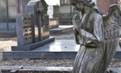 Furto al cimitero di Castano Primo