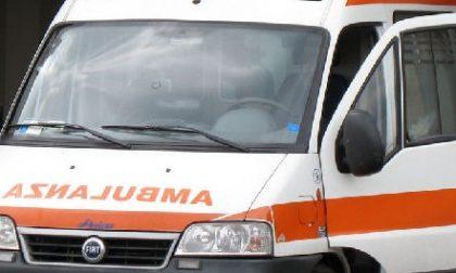 Novate-Cormano: positivo all'alcoltest guida l'ambulanza e fa un incidente