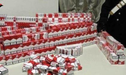 Novate: sigarette di contrabbando, due denunce