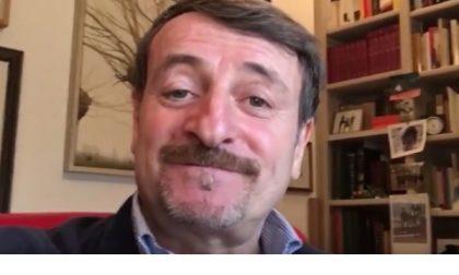 """Papa a Milano, la video-lettera di Giacomo Poretti: """"Stranieri sempre accolti bene. Zanetti, ad esempio..."""""""