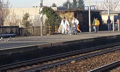 Parabiago – Tragedia di Natale, ragazzo di 26 anni muore sotto il treno
