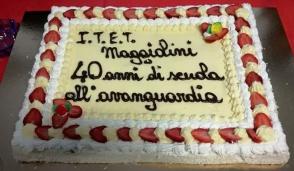 Parabiago, il Maggiolini spegne le sue prime 40 candeline