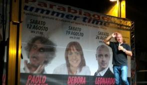 """""""Parabiago summer time"""", esordio boom… con fuoriprogramma"""
