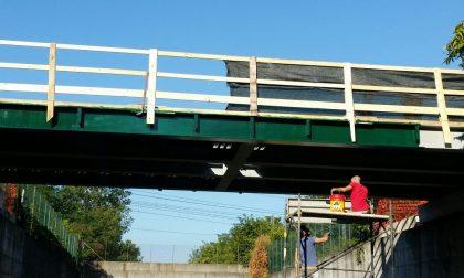 Pogliano, riaperto il ponte sulla sp229 verso Vanzago
