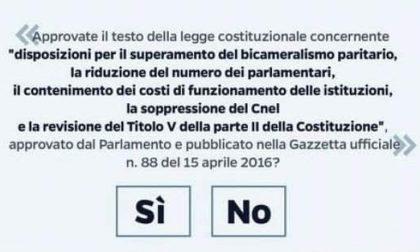 Referendum costituzionale, ecco come voterà il tuo sindaco
