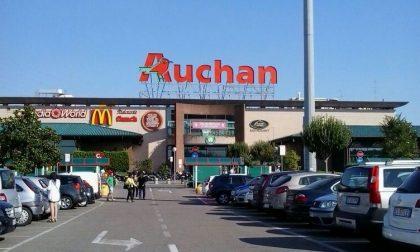 Rescaldina, Rubava all'Auchan: arrestata una 42enne