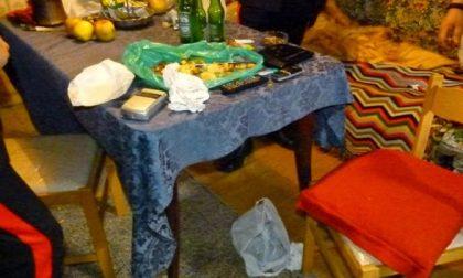 Rescaldina, abusivo nella villa abbandonata: cucinava, lavava e indossava gli abiti dei proprietari