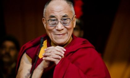 Rho, Il Comune conferisce al Dalai Lama la cittadinanza onoraria