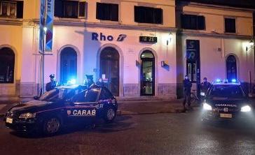 Rho,  La zona della stazione fa paura anche il giorno di Natale: due persone aggredite