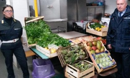 Rho, Sequestro di verdura al mercato