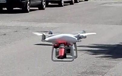 Rho, Un drone in dotazione ai vigili per una maggior sicurezza