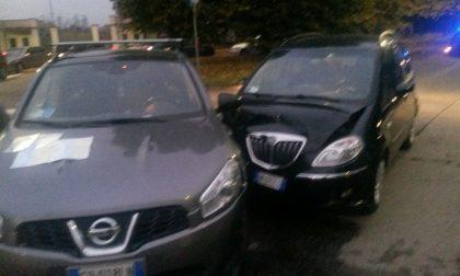 Rho, grave incidente in via Cadorna