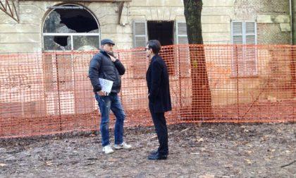 Rhodense, Johnny Depp arriva a Limbiate