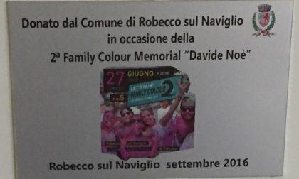Robecco, il Family Colour regala alle scuole nuovi Pc e proiettori