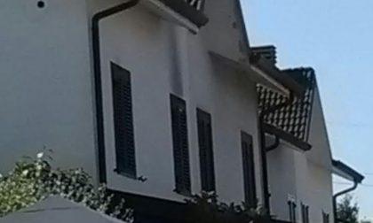 Rogo in una villetta di Garbagnate, 58enne salva per miracolo