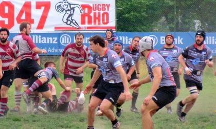 Rugby: il derby ha detto Rho
