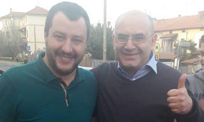 """Salvini a Nerviano: """"No all'arrivo dei profughi"""""""