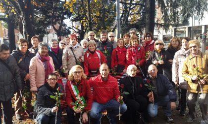 San Vittore, camminata in rosso per dire basta alla violenza sulle donne