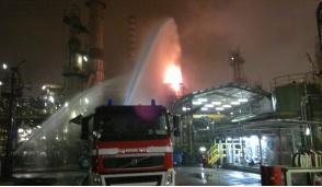 Sannazzaro, nuova esplosione alla raffineria Eni