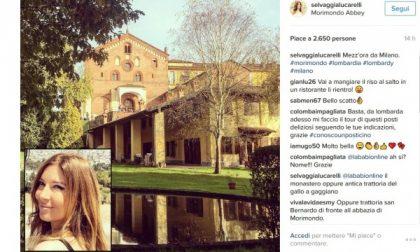 """Selvaggia Lucarelli in gita a Morimondo: il suo """"reportage"""" su Instagram"""