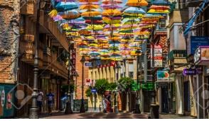 Senago, gli ombrelli della festa saranno venduti per aiutare i terremotati