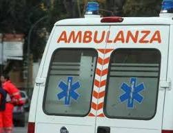 Testata durante la partita, arriva l'ambulanza a Vanzago