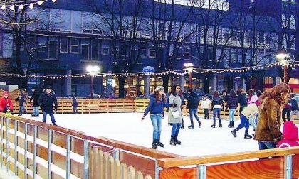 Torna la pista di ghiaccio a Legnano