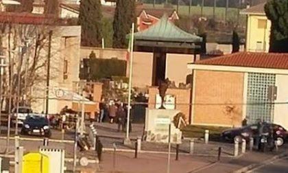 Uboldo, Sparatoria al chiosco dei fiori ferito un ragazzo di 26 anni