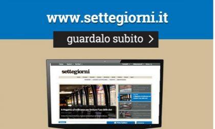Un nuovo sito web per i nostri primi 40 anni