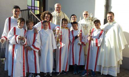 Un robecchese nominato nuovo abate di Sant'Ambrogio