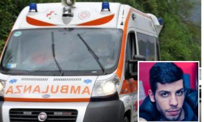 Villa Cortese, motociclista di 23 anni perde la vita nel Varesotto