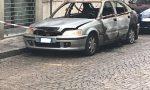 Auto in fiamme, la seconda in due giorni