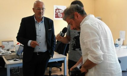 Minacce a Settegiorni intervistato il direttore Angelo Baiguini