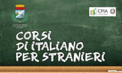 Corsi di italiano per stranieri ad Arese