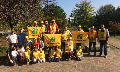 Verde pulito, i volontari raccolgono tre quintali di rifiuti