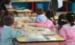 Scuola di cucina per gli alunni di materna e primaria
