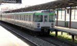 Tentato suicidio, circolazione sospesa sulla Metro 2