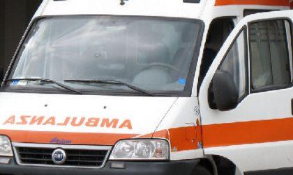 Bambina di tre anni ferita nell'incidente