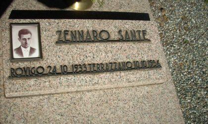 Giorno del ricordo in memoria di Sante Zennaro