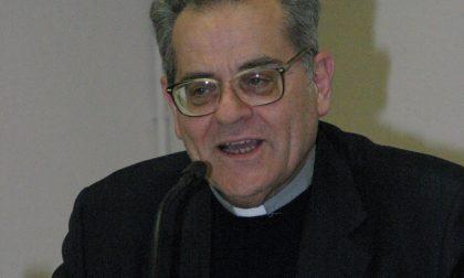 Monsignor Angelini presenta il suo nuovo libro a Legnano