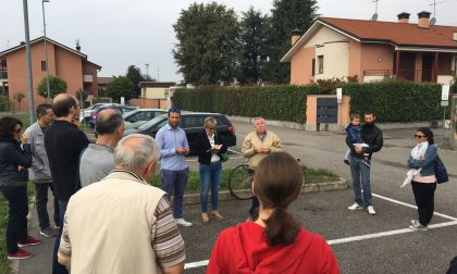 Lega Nord incontra i residenti della Vecchia postale