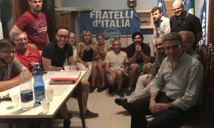 Fratelli d'Italia presenta la nuova squadra