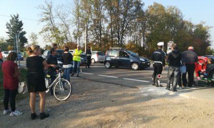 Maxi tamponamento: tre veicoli coinvolti – ECCO LE FOTO
