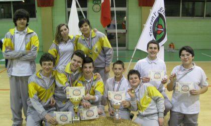 Tiro con l'arco la Coppa Italia a Gerenzano